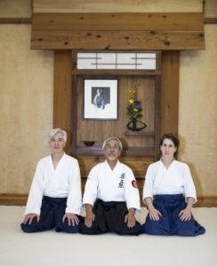 John Stone, Robin Cooper, Saotome Shihan